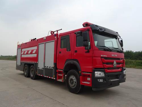 楚勝牌CSC5270GXFGP100/Z型干粉泡沫聯用消防車