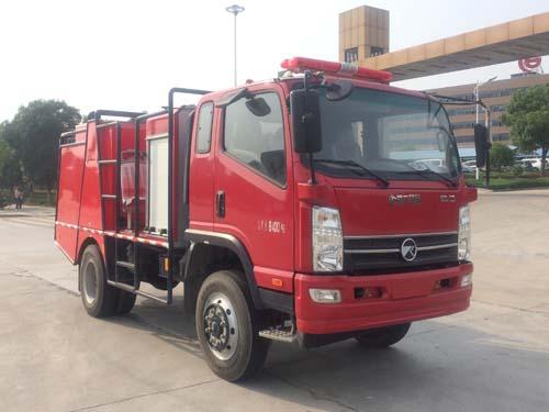 楚勝牌CSC5080GXFSL20型森林消防車